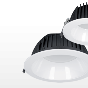 Deep Recessed LED Downlight IP44